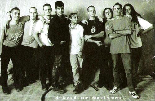 1998, Hortaleza. Huevos Canos