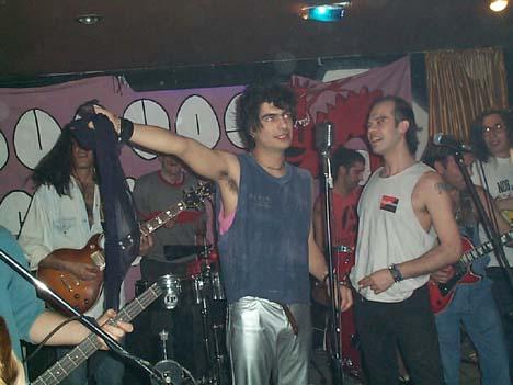 2002, Madrid. Huevos Canos