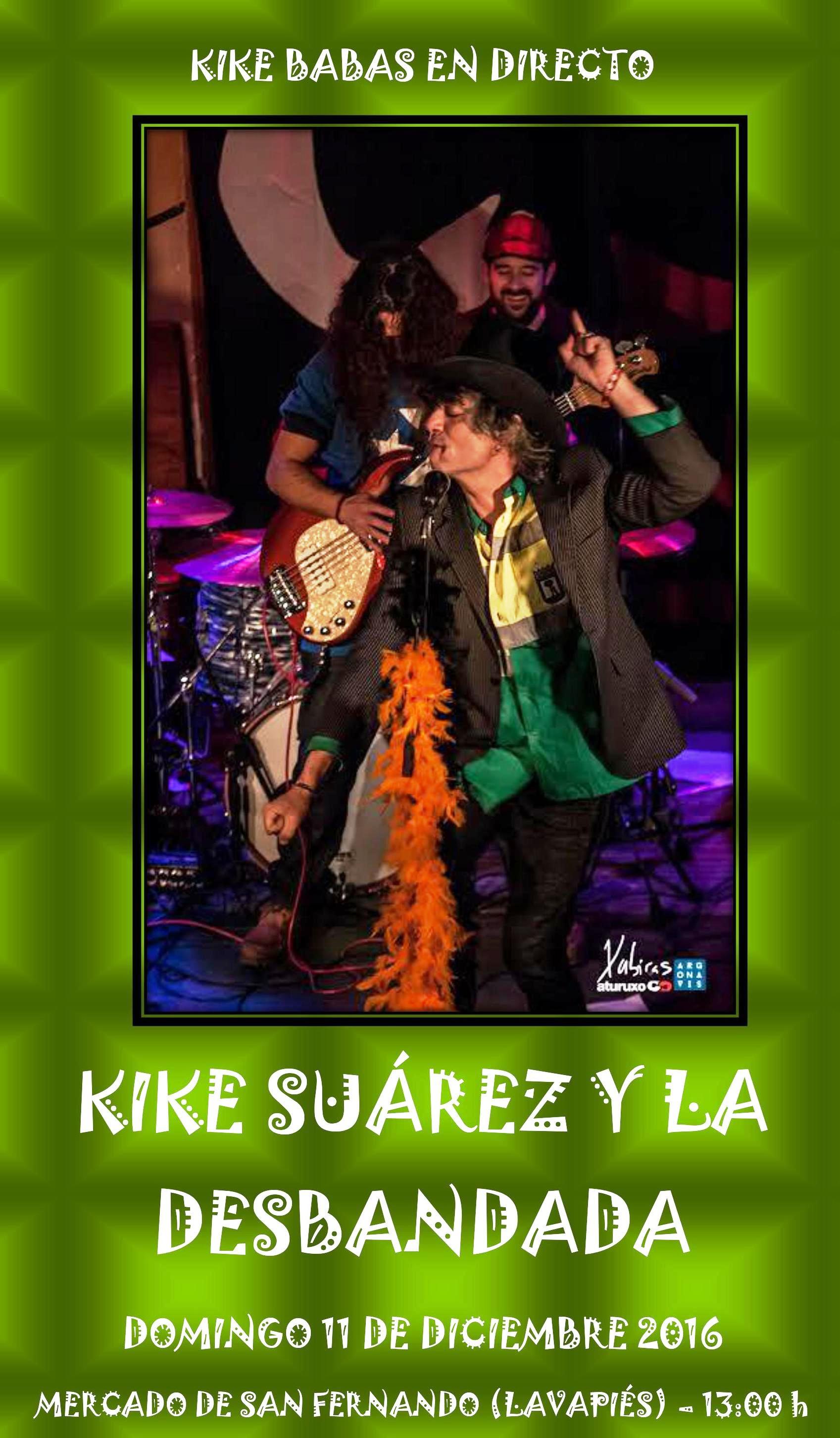 cartel-kike-lavapies